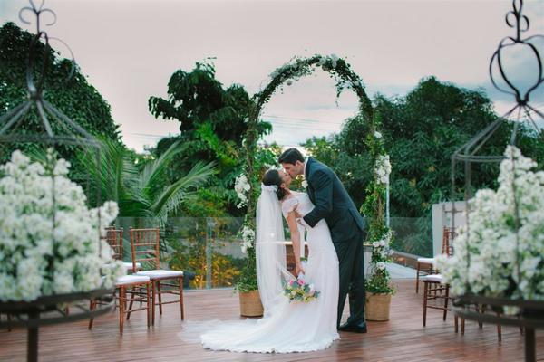 Casamento de Tatiane e Humberto