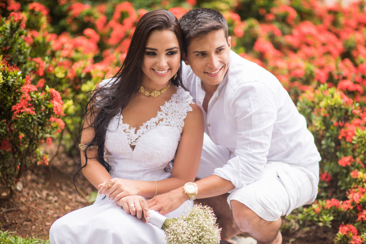 Foto de Jordana Castro  e Yago Vidal