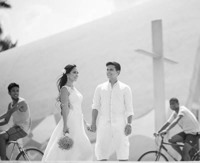 Jordana Castro  & Yago Vidal