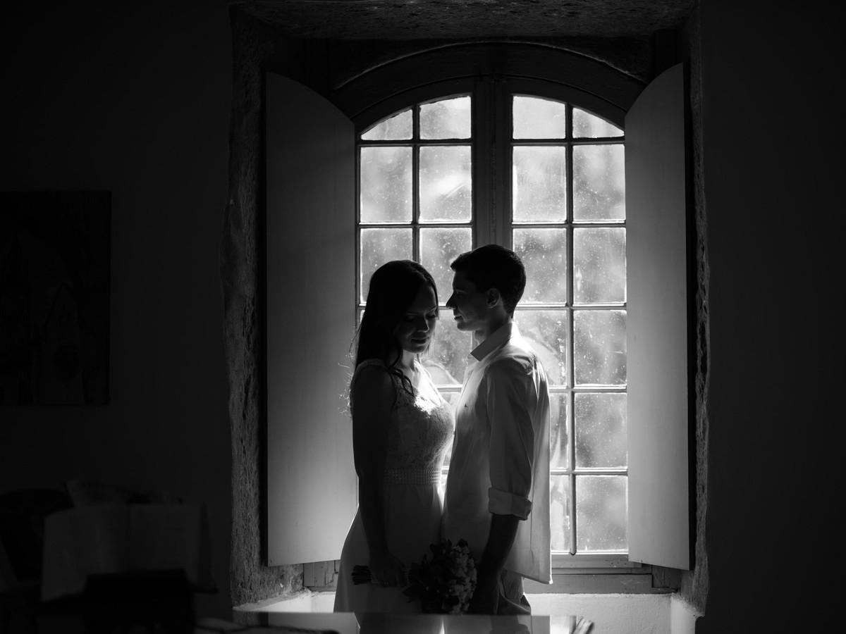 Foto de Simone e Leonel