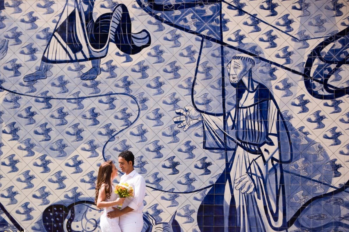 Foto de Jussara e Rogério