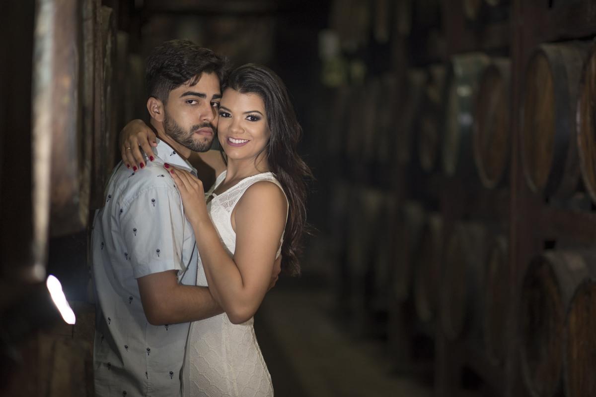 Foto de Ariela Rosa e Vagner Andrade