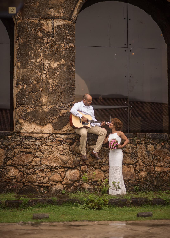Foto de Luana e Paulo