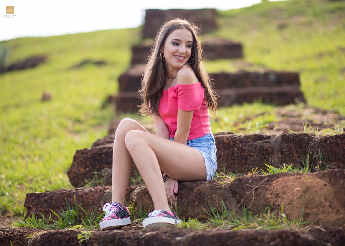 Foto de Júlia 15 anos