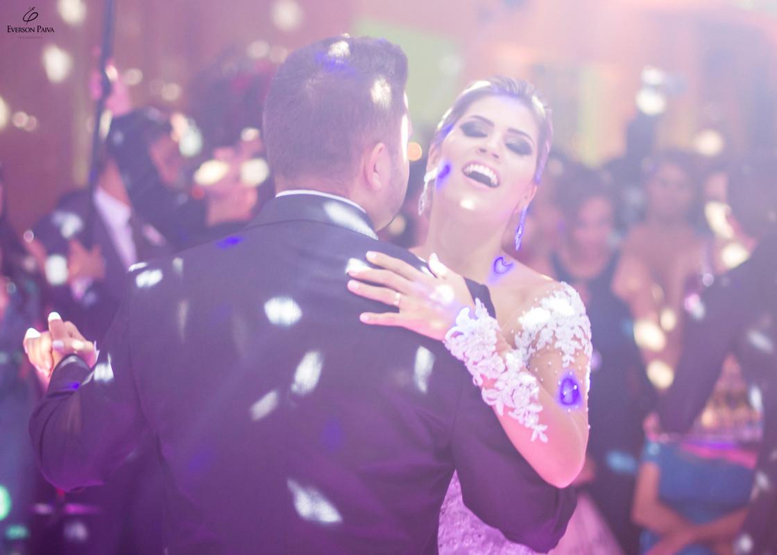 Foto de Keylle  e Felipe
