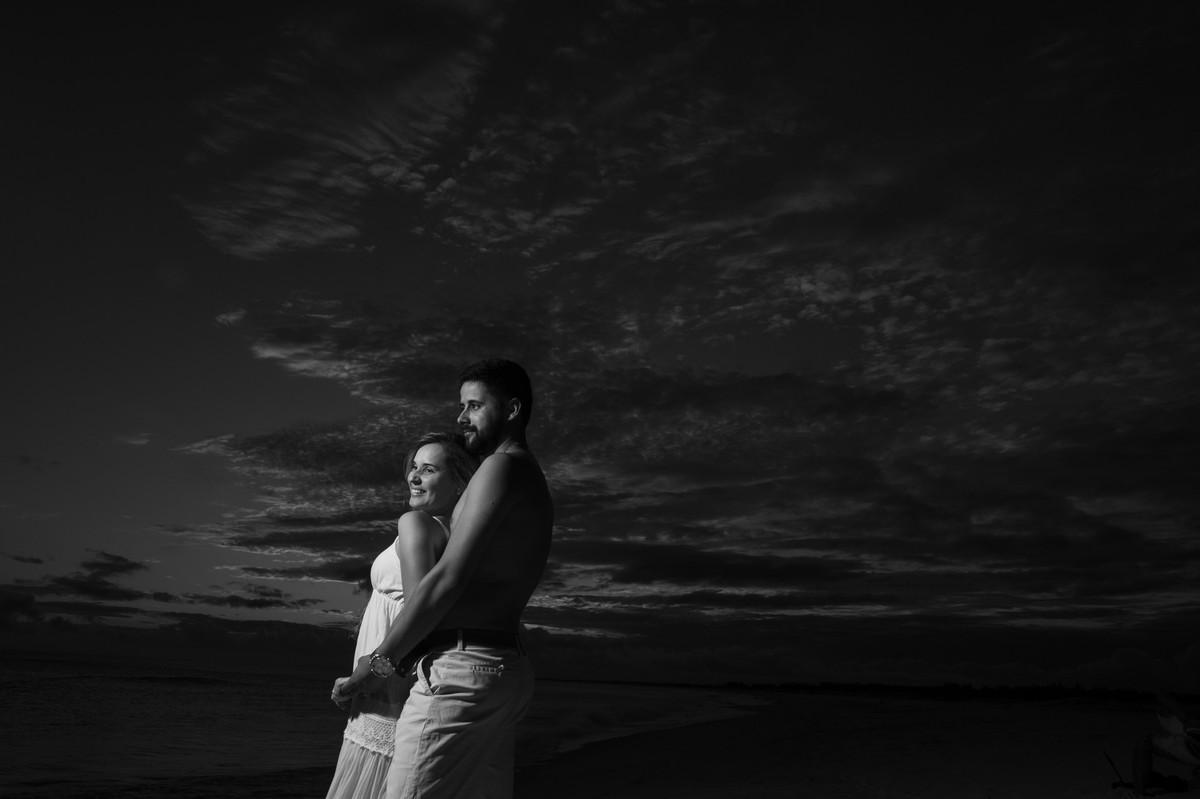 Foto de Hiolanda e Júlio