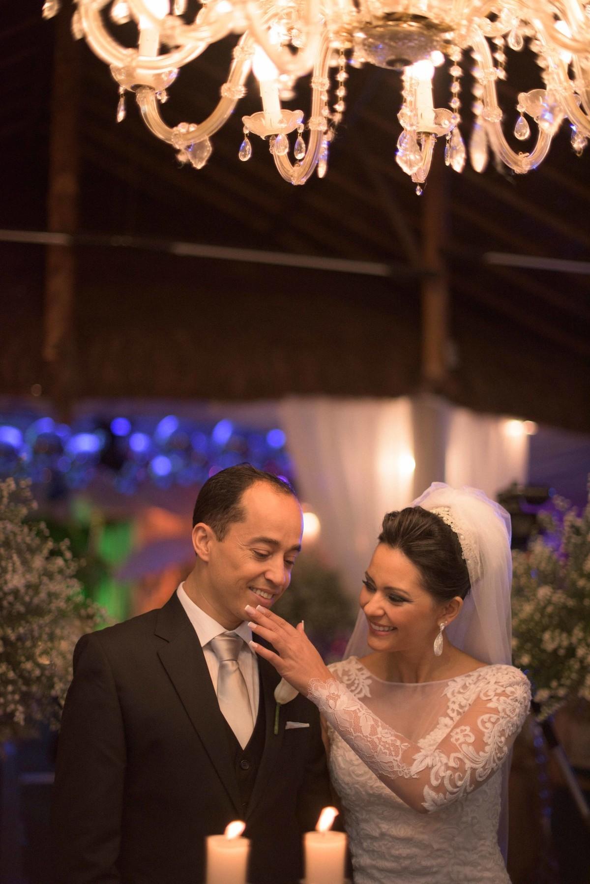 Foto de Juliana e Adriano