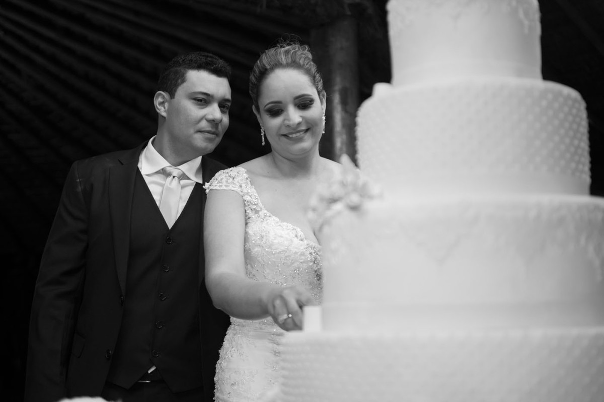 Foto de Ana Paula e Rodrigo