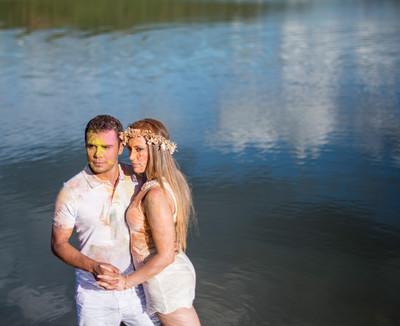 Érika & Davi