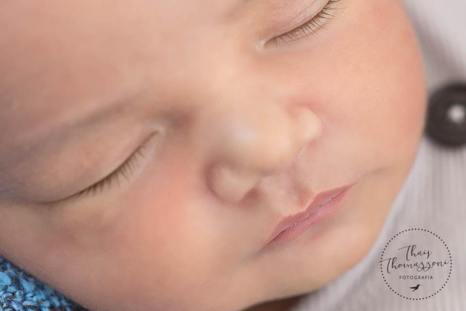 sessão de fotografia newborn