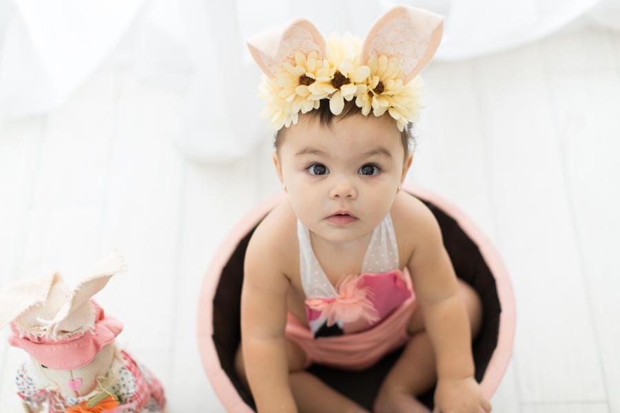 coelhinha bebe