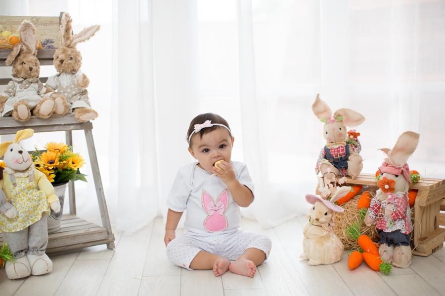 fotos de bebe de coelhinha