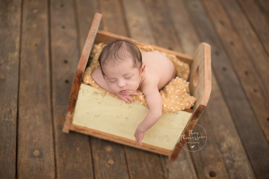 estudio de fotografía de newborn