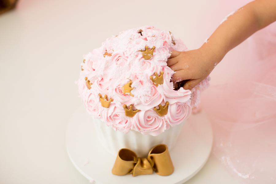 dicas para smash the cake