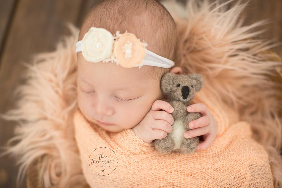 fotografia de bebe