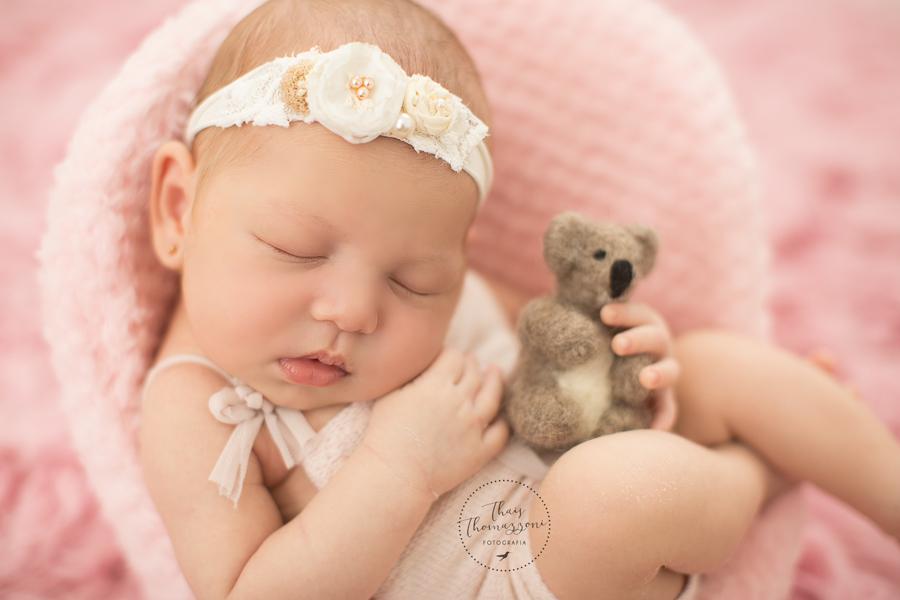 estudio de fotos de bebe