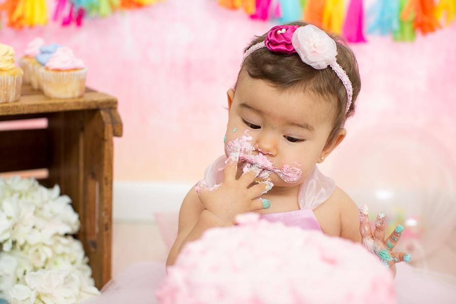 fotos de smash the cake