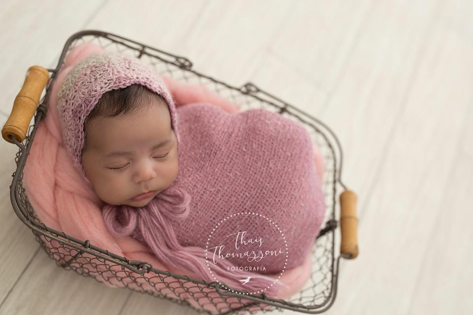 ensaio recém-nascidos