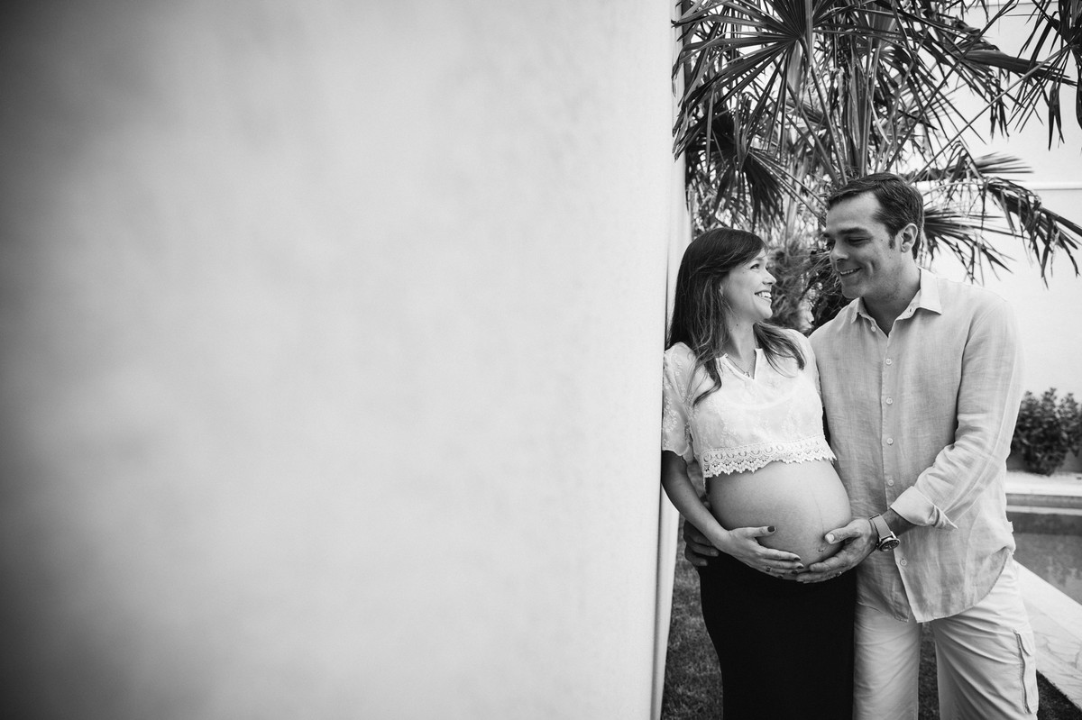 fotografia de gravida