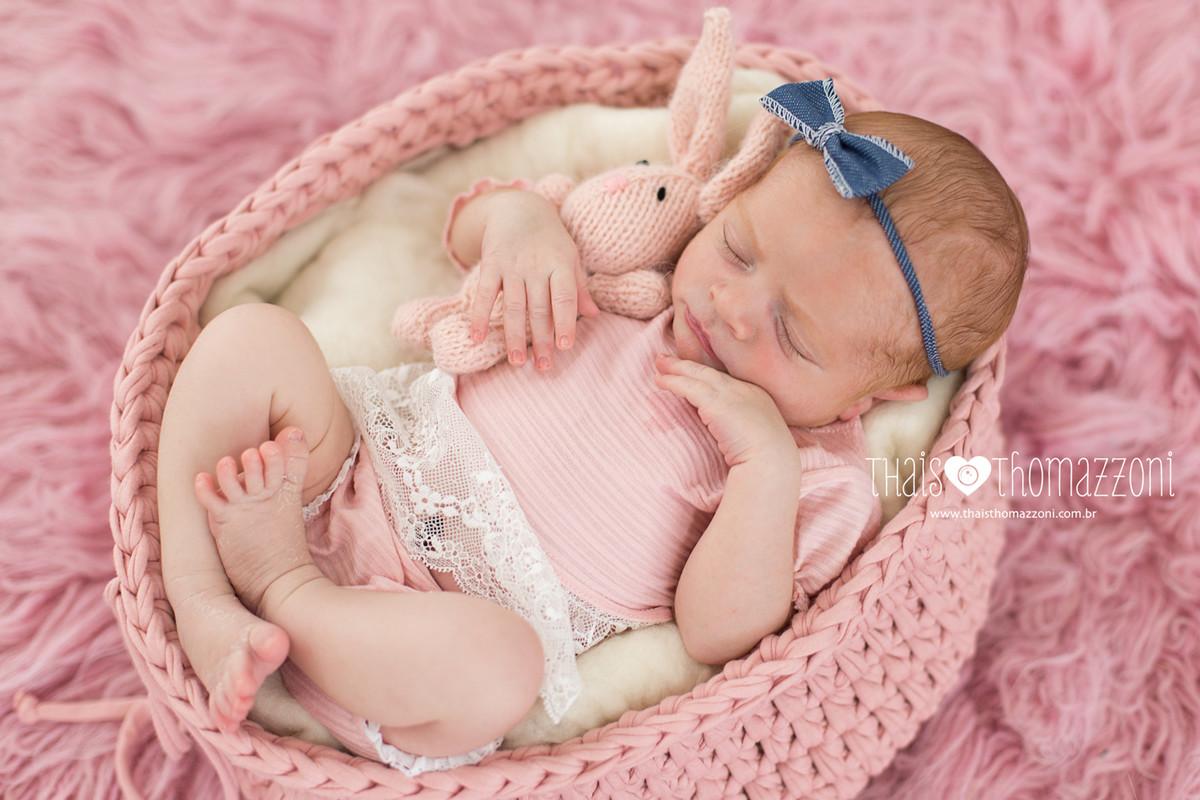 ensaio fotografico de newborn