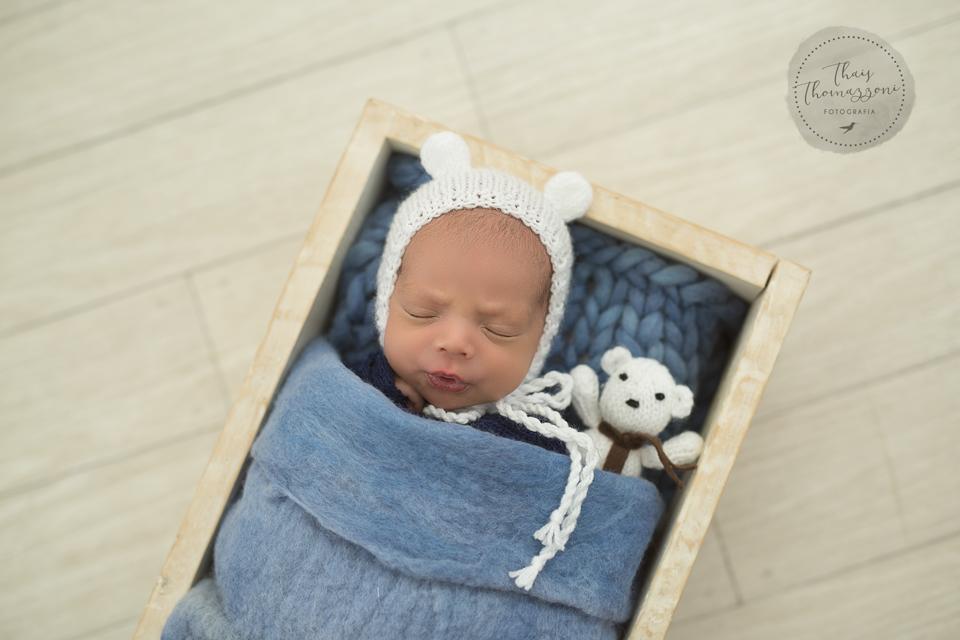 fotografia de recem nascido