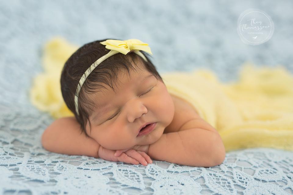 ensaio de newborn manoella realizado em são paulo