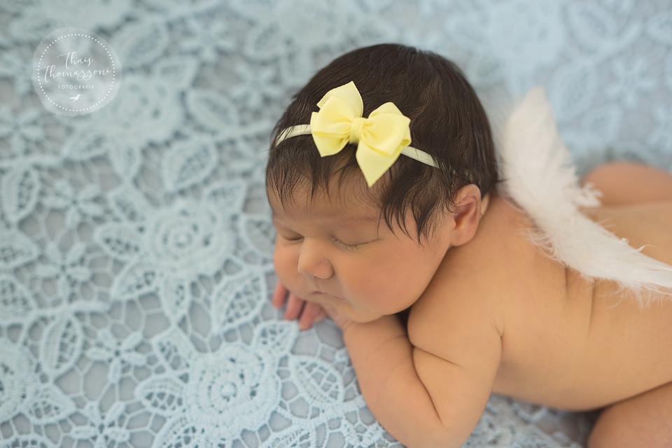 dicas de fotografia de recem nascido