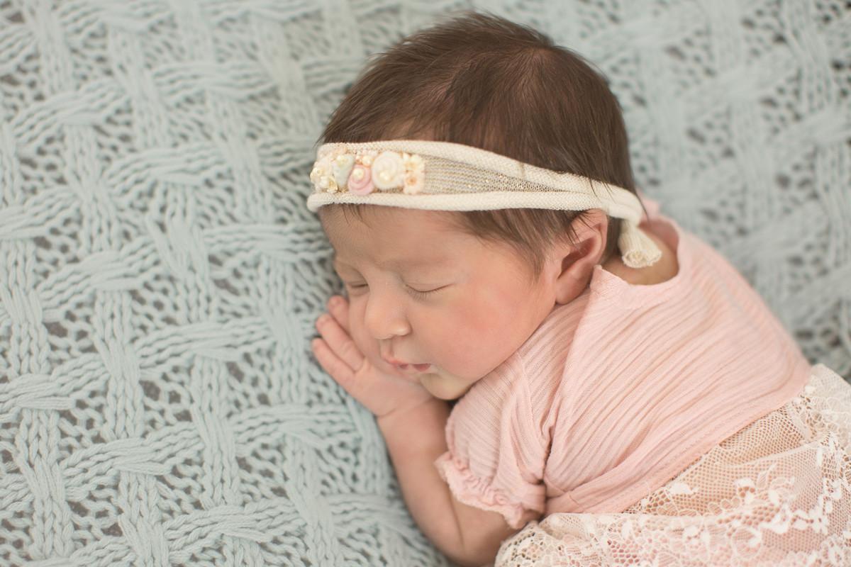 ensaio de recem nascido
