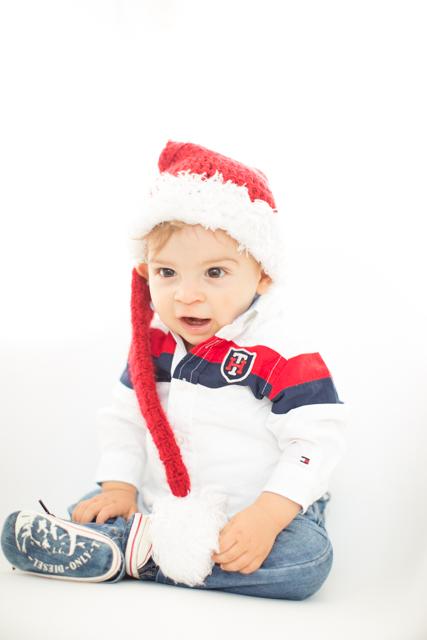 sessão de fotos de natal