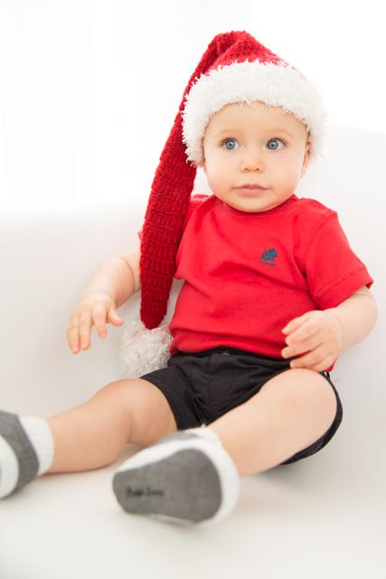 book de bebe de natal