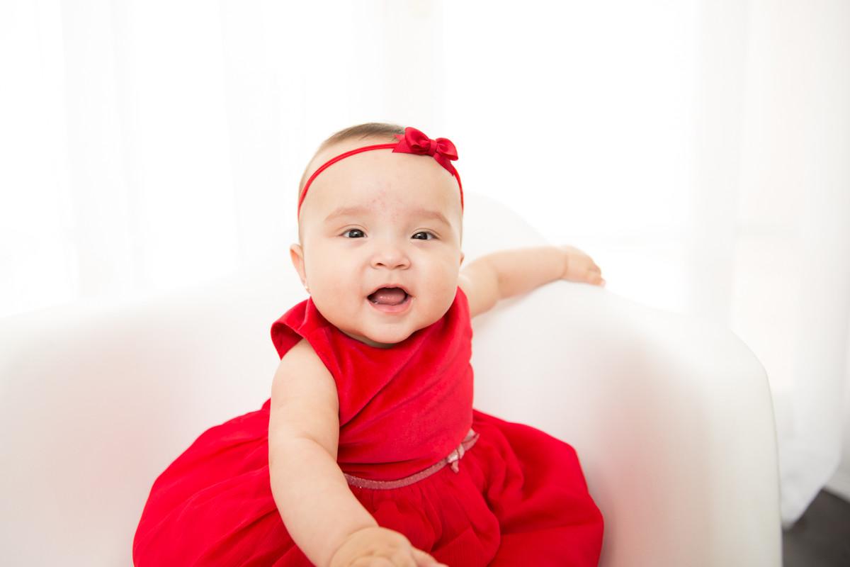 fotografia de crianca