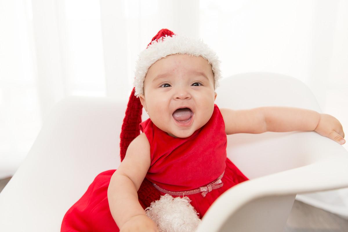 ensaio de foto de natal