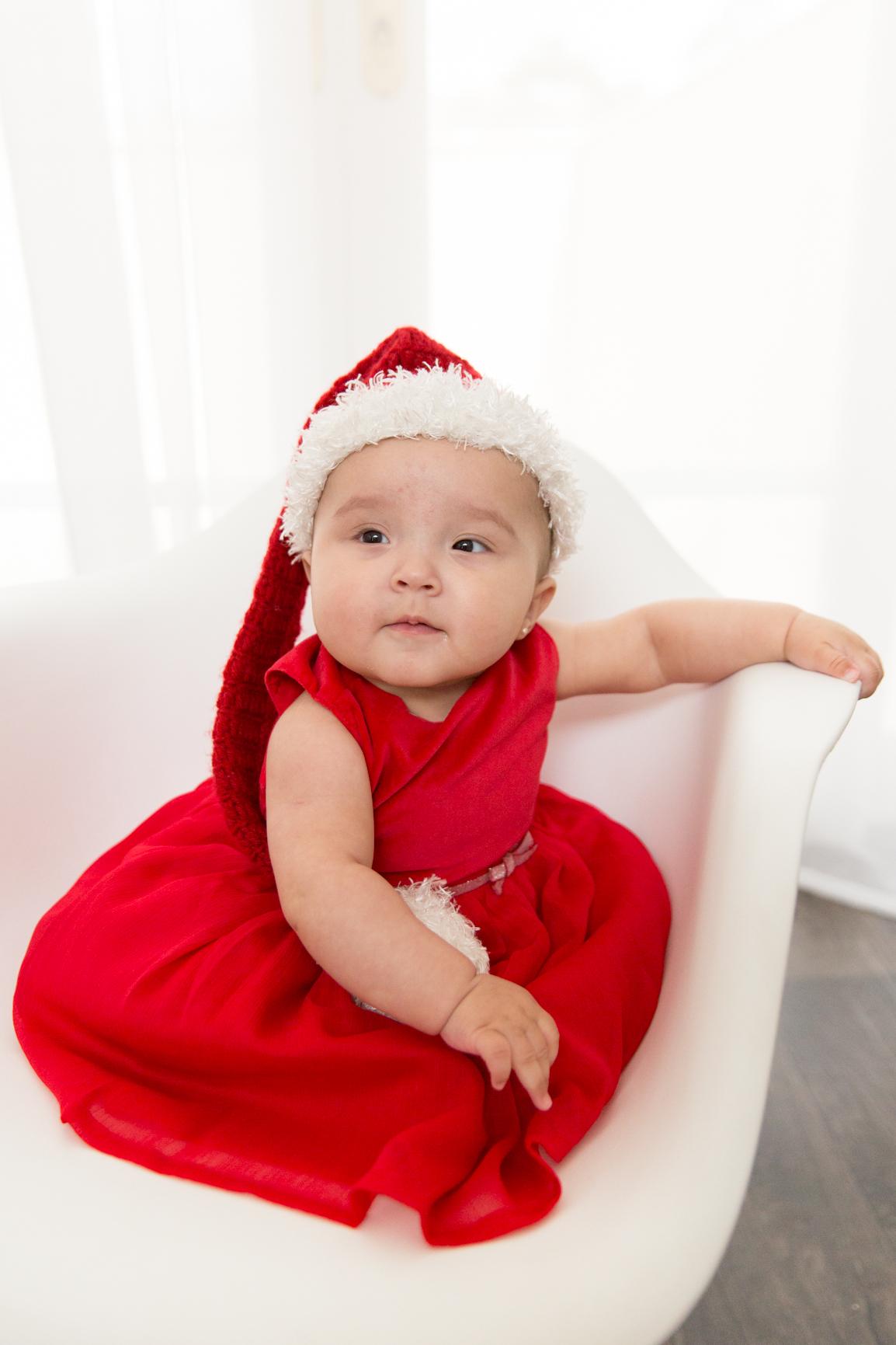 fotos de natal de criança