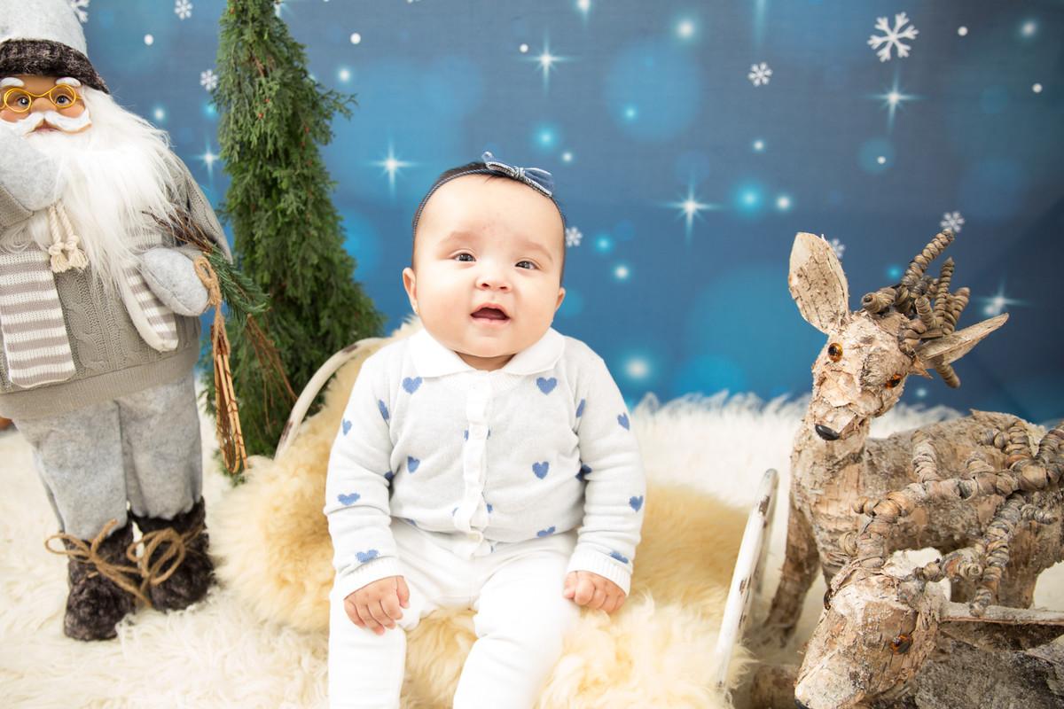 fotos de mini ensaio de natal
