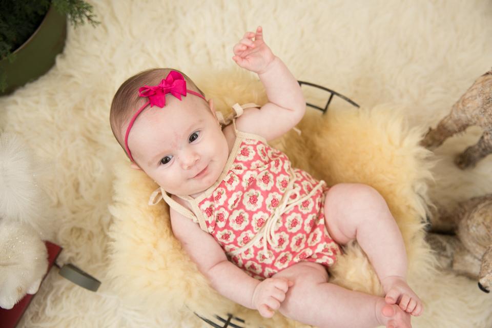 fotos de natal de beb