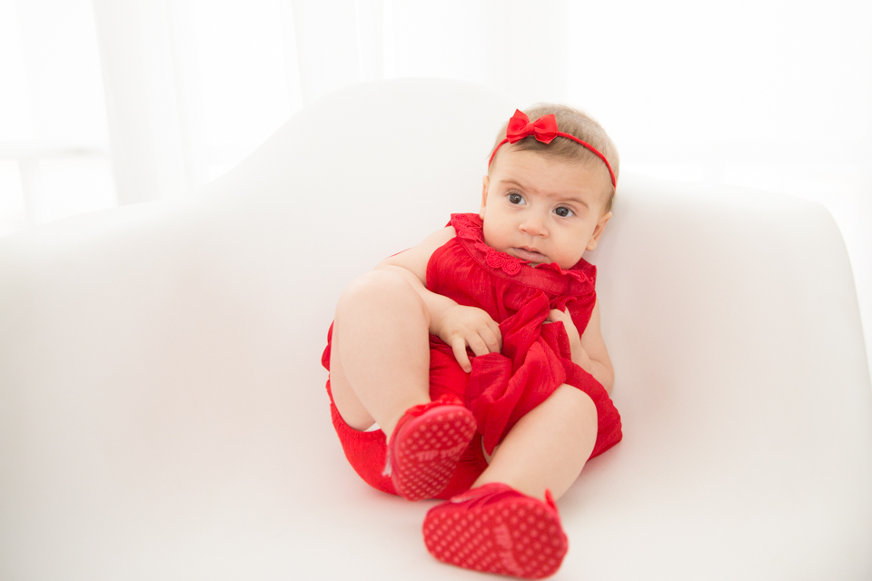 mini ensaio de natal