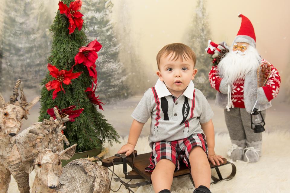 fotos de ensaio de natal