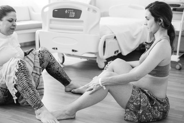 fotos de parto na maternidade