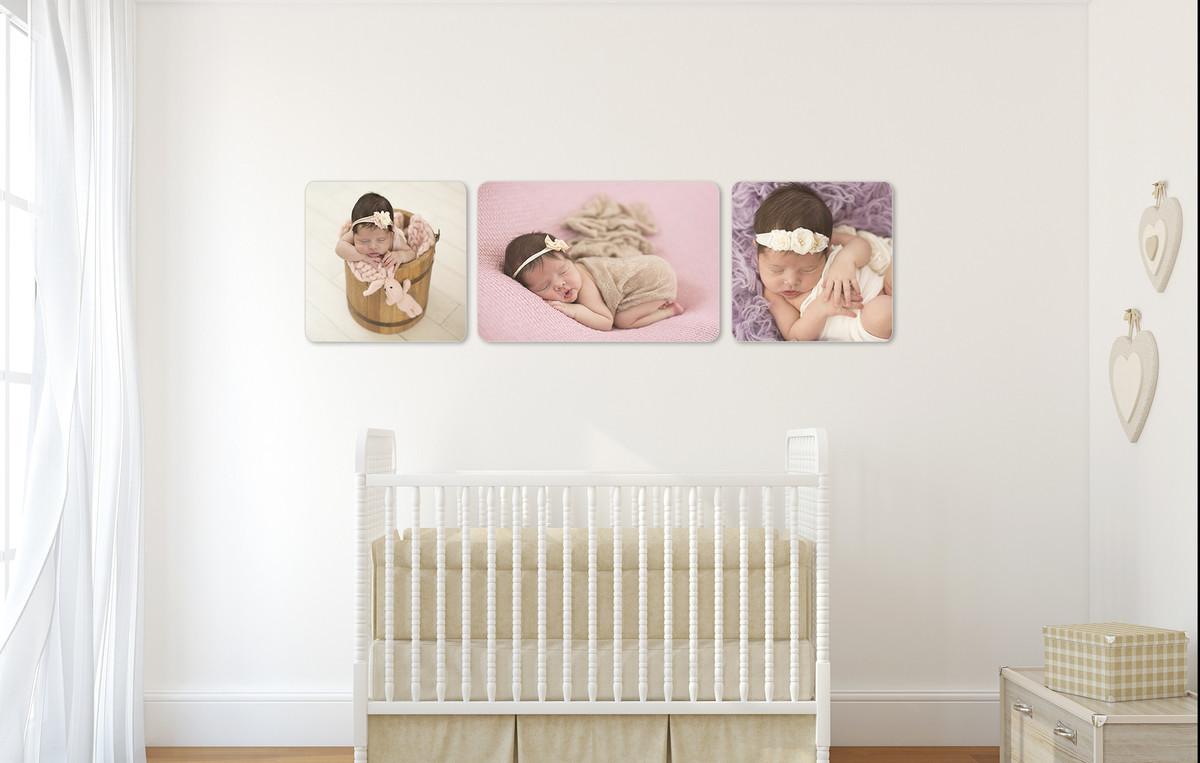 fotos impressas na madeira