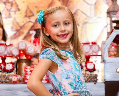 Aniversário 7 Anos Ana Clara
