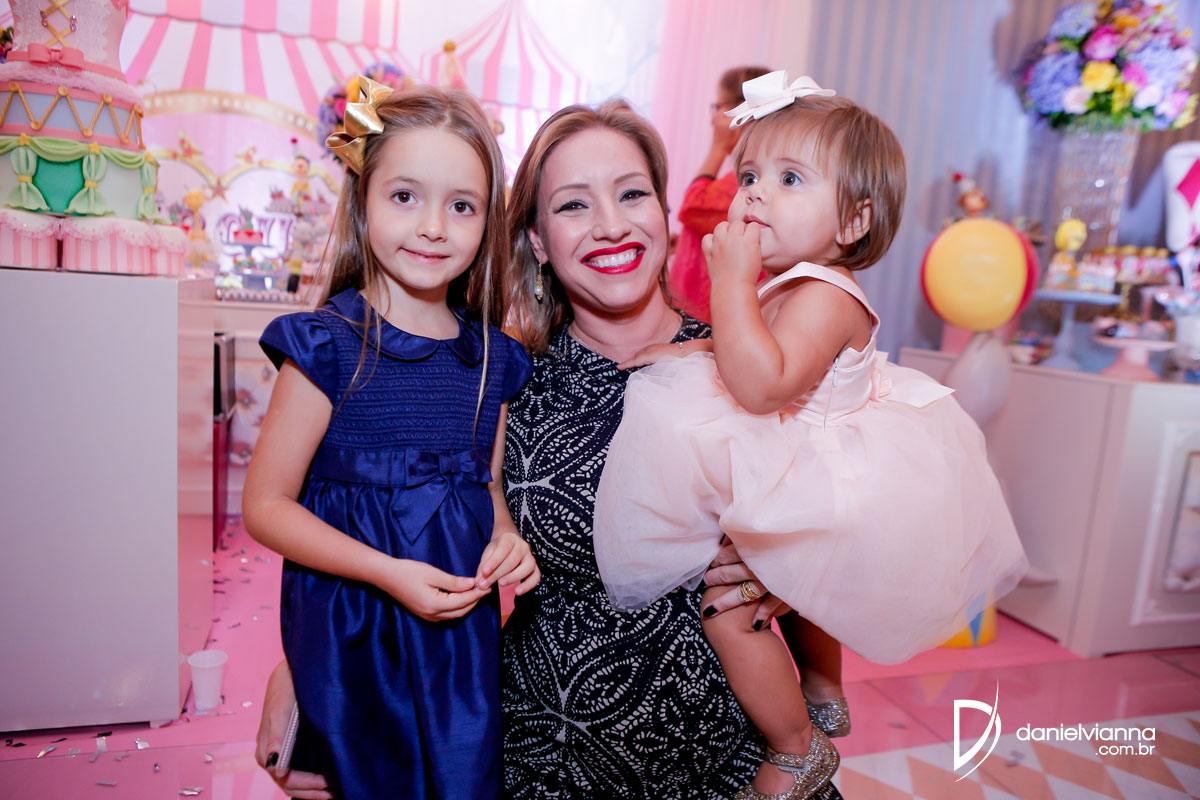 Foto de Aniversário 1 Ano Ana Luisa