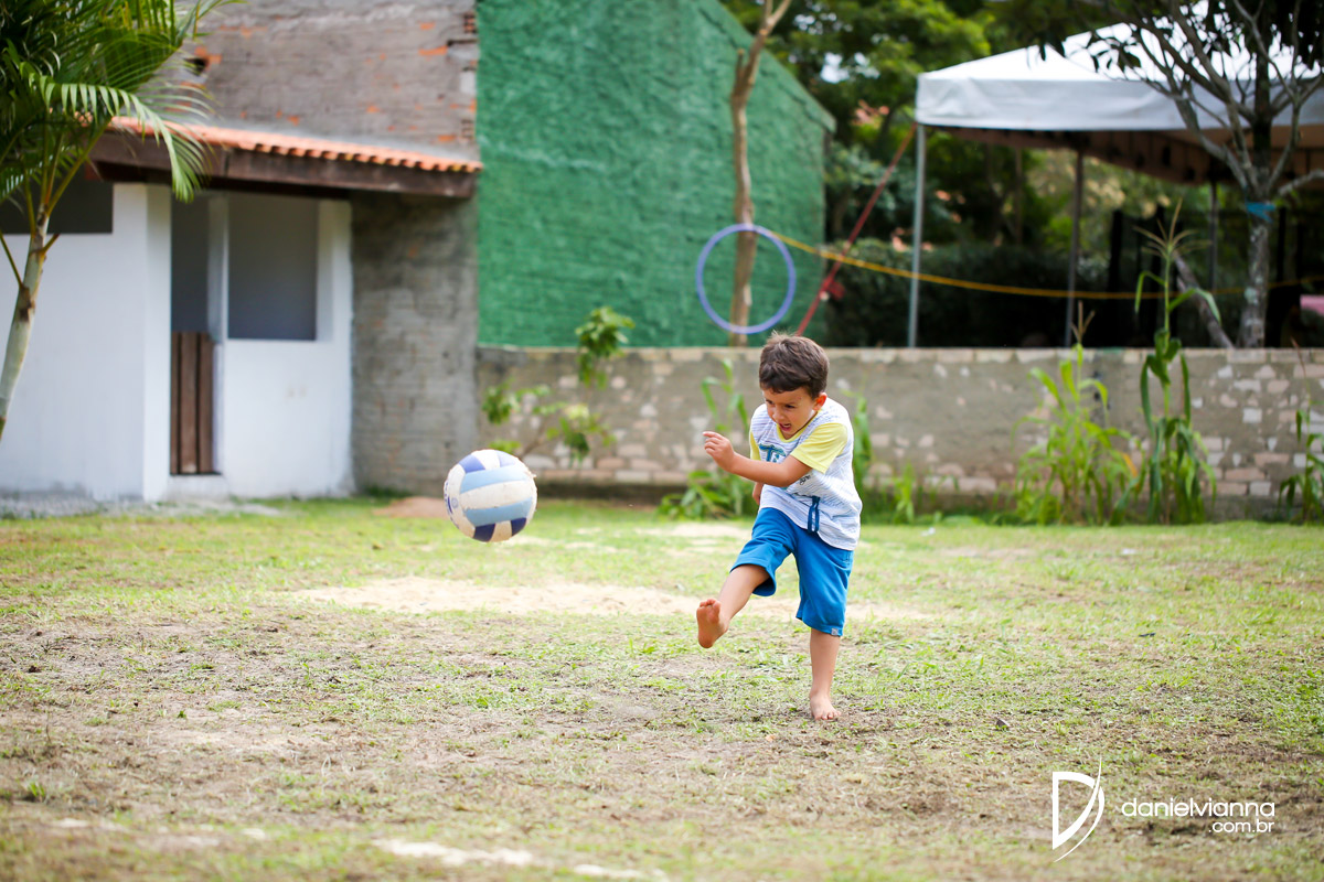 Foto de Aniversário 5 Anos Antônio