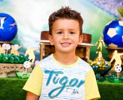 Aniversário 5 Anos Antônio