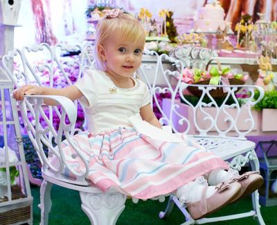 Aniversário 2 Anos Theodora
