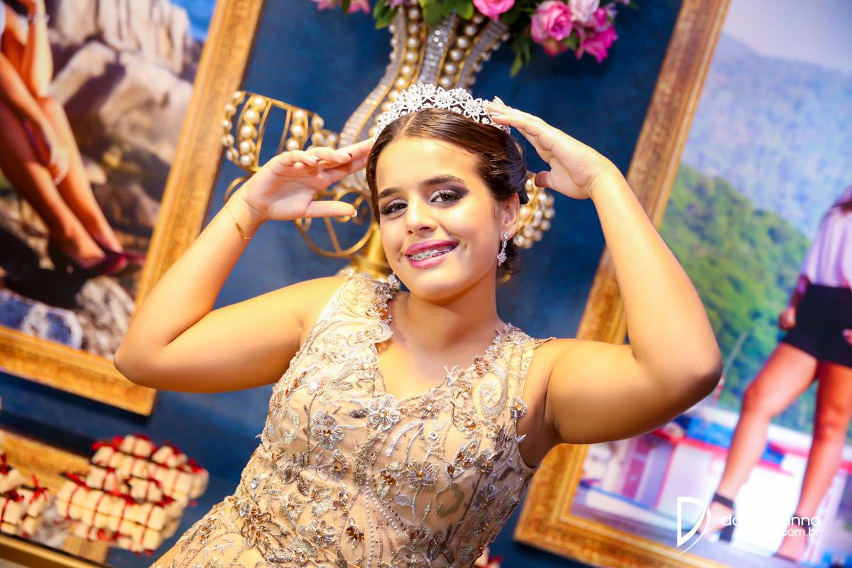Foto de Aniversário 15 Anos Ana Luize
