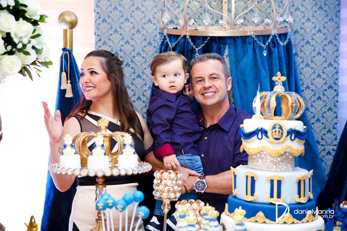 Foto de Aniversário 1 Ano Francisco