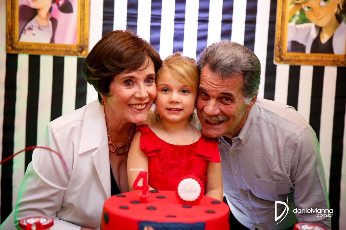 Foto de Aniversário 4 Anos Beatriz