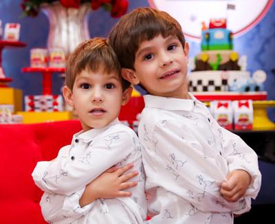 Aniversário 4 Anos Antonio & Henrique