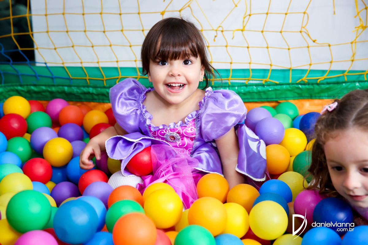 Foto de Aniversário 3 Anos Gabriela