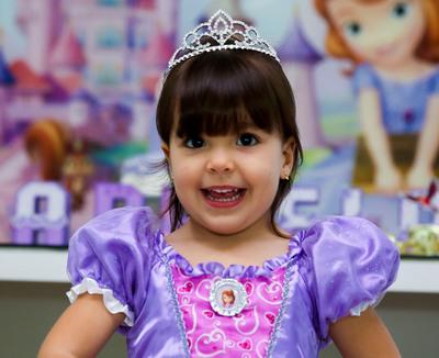 Aniversário 3 Anos Gabriela